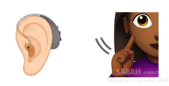 Telefon sahipleri dikkat! Emojiler değişiyor! Yeni emojiler hayatımıza giriyor