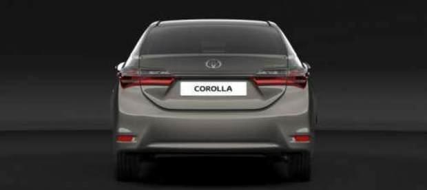 Yenilenen Corolla'nın fiyatı belli oldu