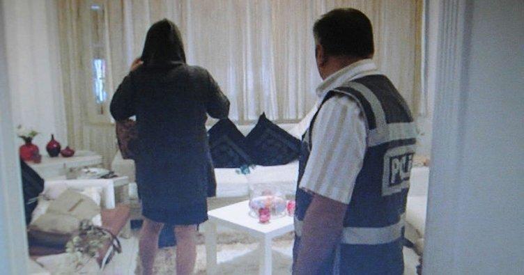 Eskişehir'de baskın: Gözaltılar var