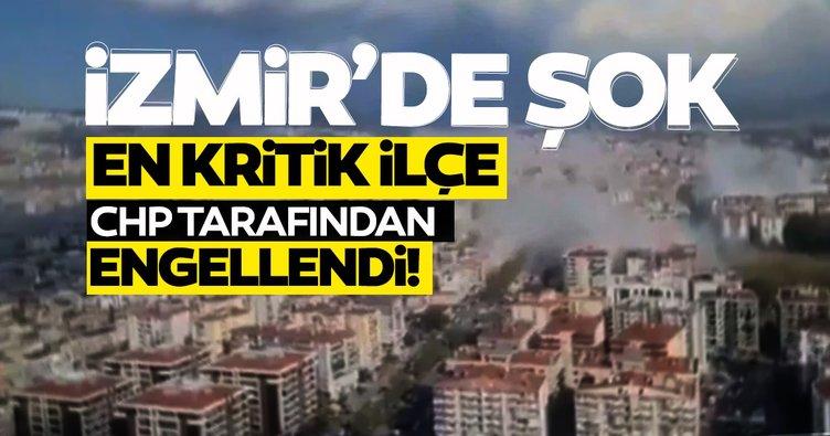 Son dakika haberler: İzmir'de en kritik ilçeye adeta deprem davetiyesi çıkarılmış!