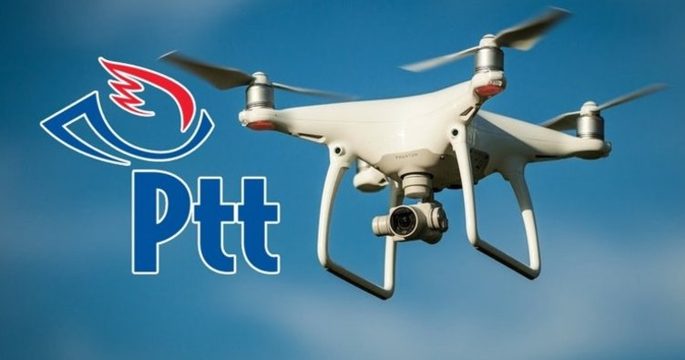 PTT'den 2018 için Drone hamlesi!
