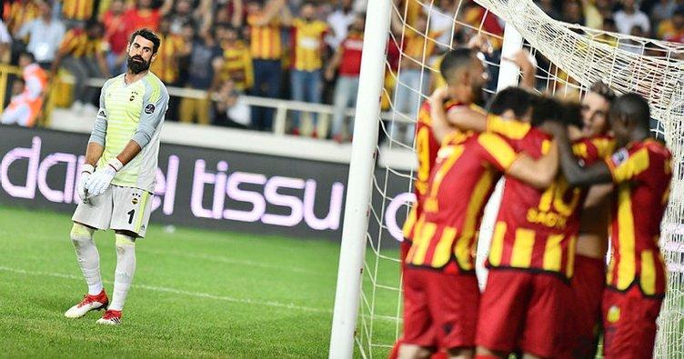 Fenerbahçe'ye Yeni Malatyaspor engeli