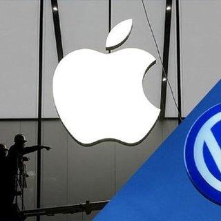 Apple ile Volkswagen sürücüsüz otomobil için anlaştı
