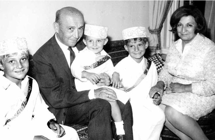 Mustafa Koç'un hayatından en özel anlar