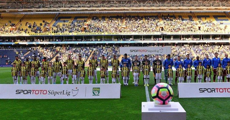 En çok ceza Fenerbahçe'ye