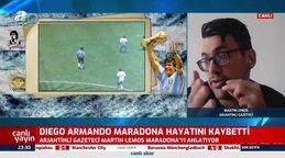 Arjantinli gazeteci açıkladı! Maradona'nın ölümü ile ilgili şok iddia