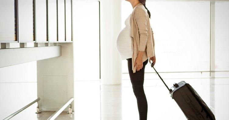 Tatile gidecek hamileler için 9 hayati öneri!