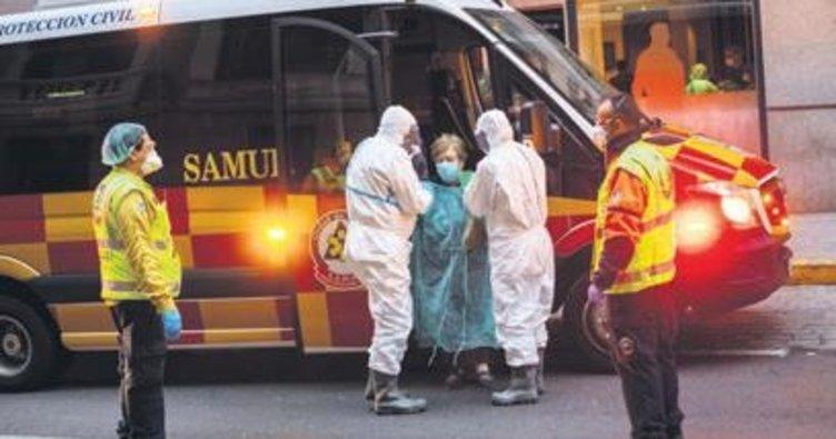 Dünyada 20.912 ölü İspanya, Çin'i geçti