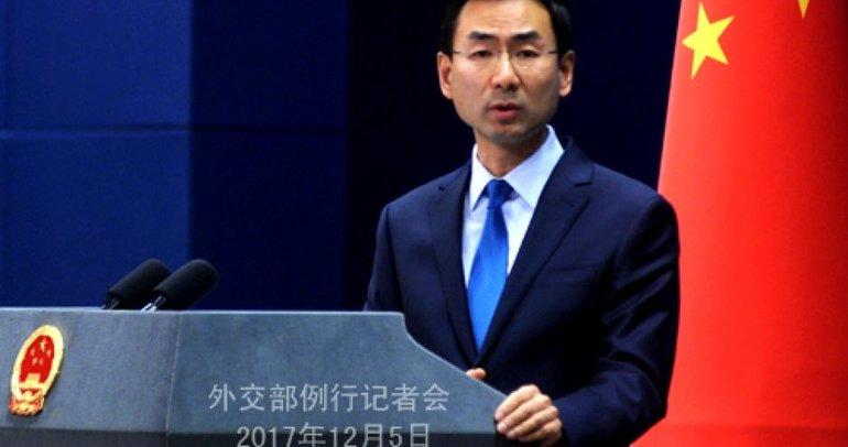 Çin: İran krizinin sebebi ABD'nin zorbalığı