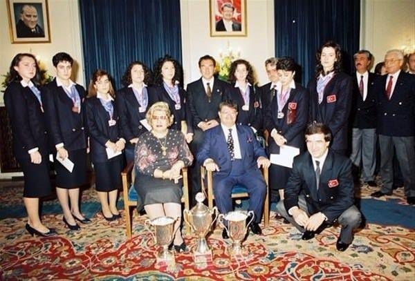 Cumhurbaşkanlığı arşivinden özel fotoğraflar