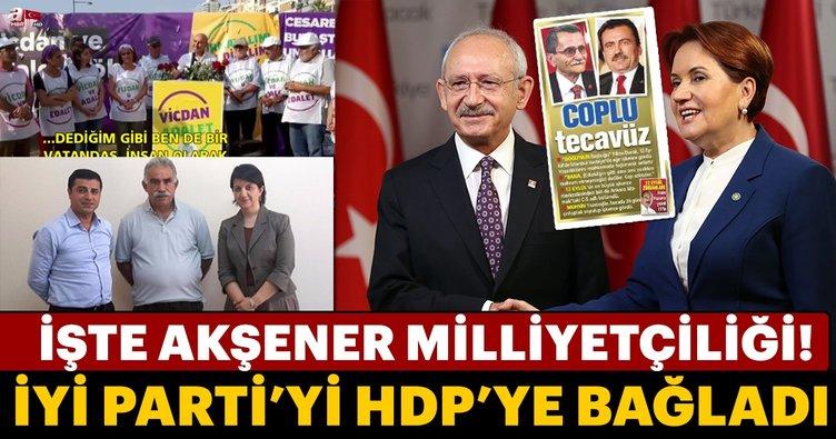 İP'i HDP'ye bağladı