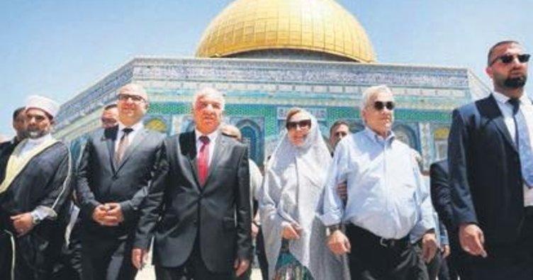 Zorba İsrail Filistinli Bakanı serbest bıraktı