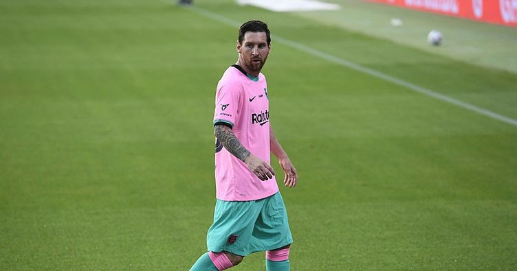 Son dakika: Messi 2 golle döndü! Barcelona - Girona : 3-1
