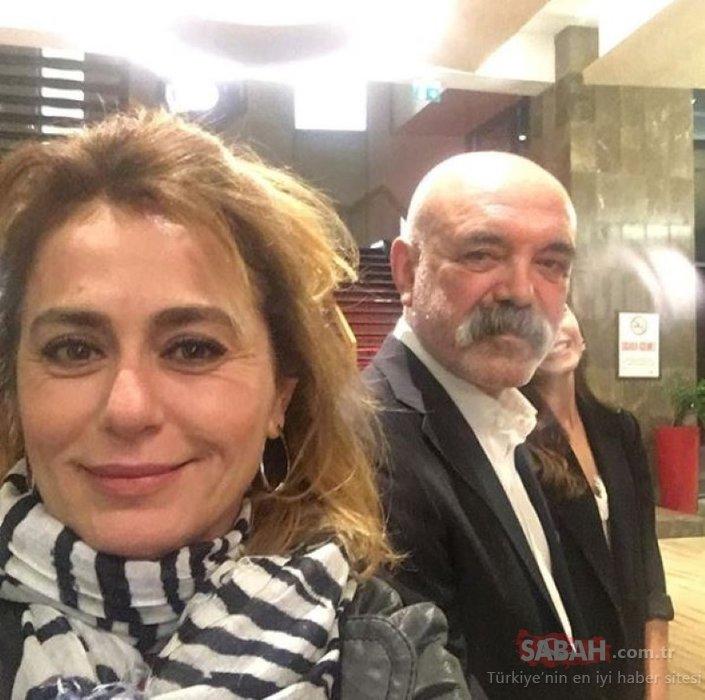 Fatma Turgut ile Can Baydar ilk kez görüntülendi!