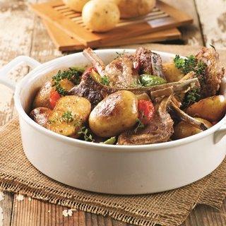 - firinda taze patatesli pirzola 1587709289546 - Fırında taze patatesli pirzola Tarifi – Et Yemekleri