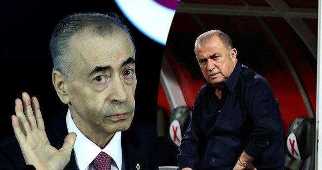 SON DAKİKA: Mustafa Cengiz yine Fatih Terim'den dert yandı! '130 milyon Euro kaybettik...'