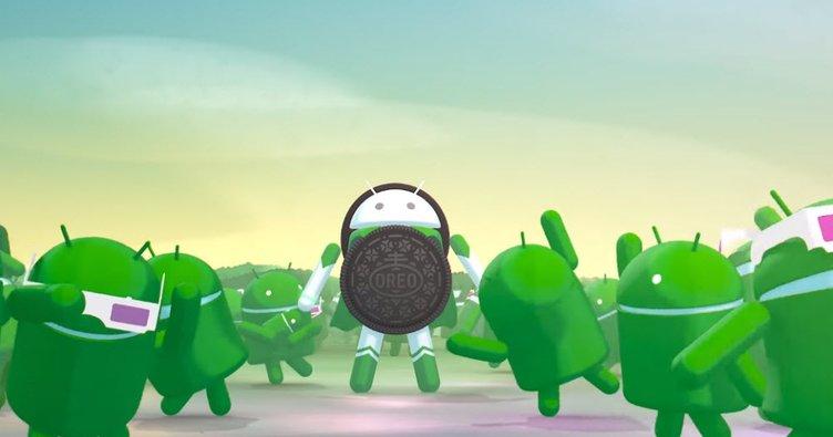 Android işletim sistemi telefonların yüzde kaçında yüklü?