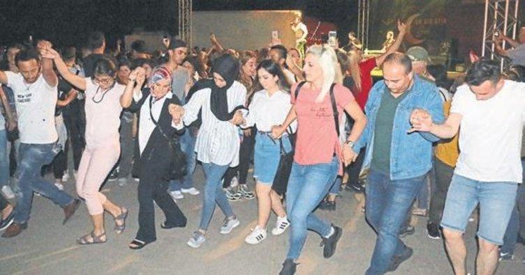 Ramazan etkinliklerinde Karadeniz rüzgârı esti