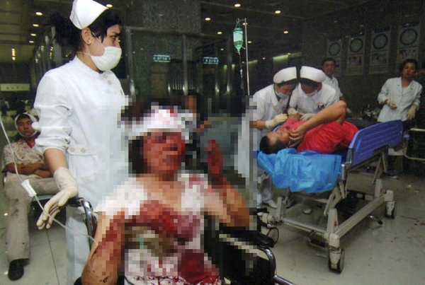 Çin'de etnik vahşet