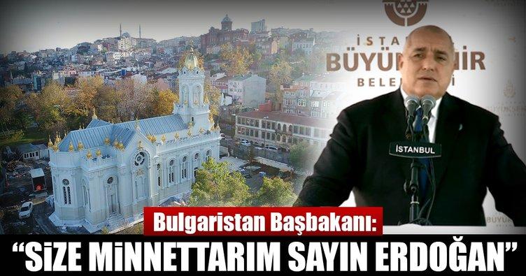 bulgar başbakanı istanbul kilise ile ilgili görsel sonucu