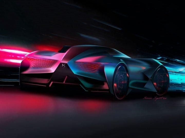 Gelecekten gelen rüya otomobil: DS X E-Tense