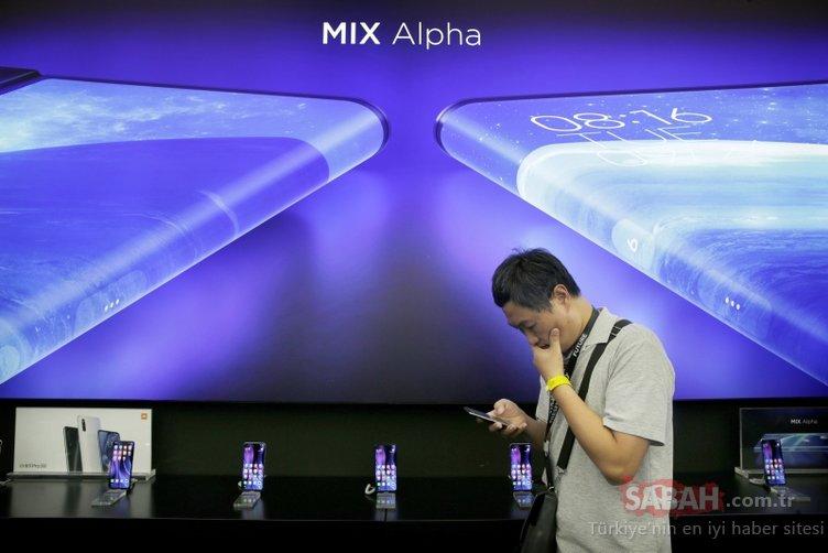 Xiaomi Mi Mix Alpha resmen tanıtıldı! İşte Mi Mix Alpha'nın fiyatı ve özellikleri