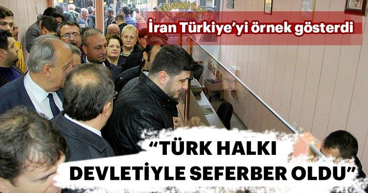 Türkiye, halkıyla bütünleşerek döviz sorununu geride bıraktı