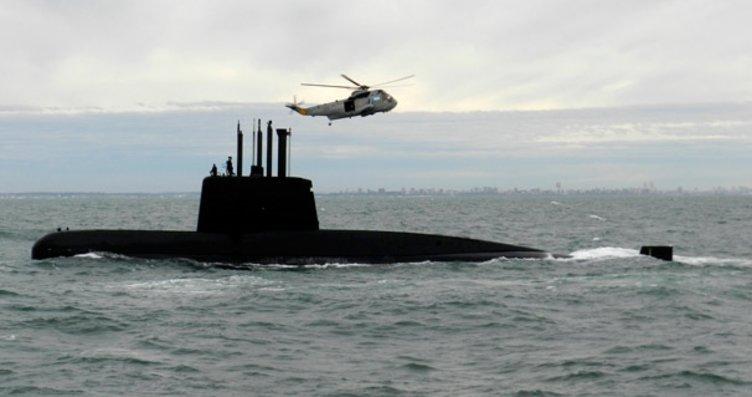 Ve ilk uydu sinyalleri geldi! Kayıp denizaltı...