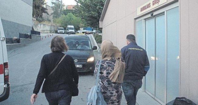 FETÖ'nün 15 ablası tutuklandı