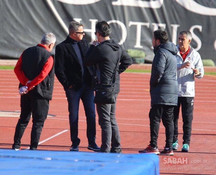 Bony resti çekti, Beşiktaş'a geliyor