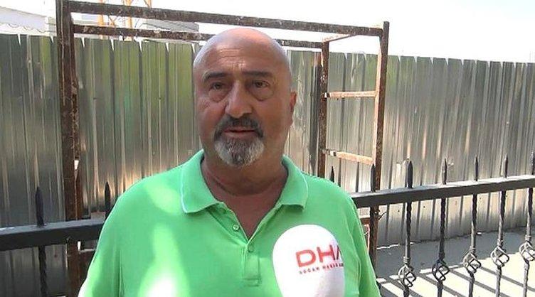 Üsküdar'da binalar tahliye edildi