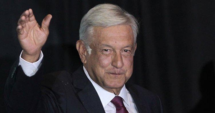 Meksika'nın yeni devlet başkanı Obrador oldu