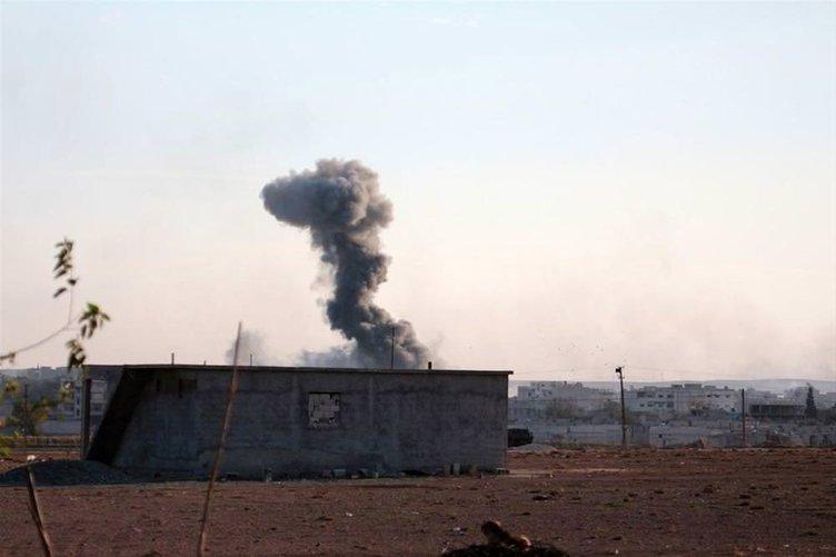 IŞİD kendi mayınına bastı