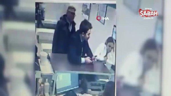 13 milyon lira isabet eden kupon hırsızlığı davasında görüntüler ortaya çıktı   Video