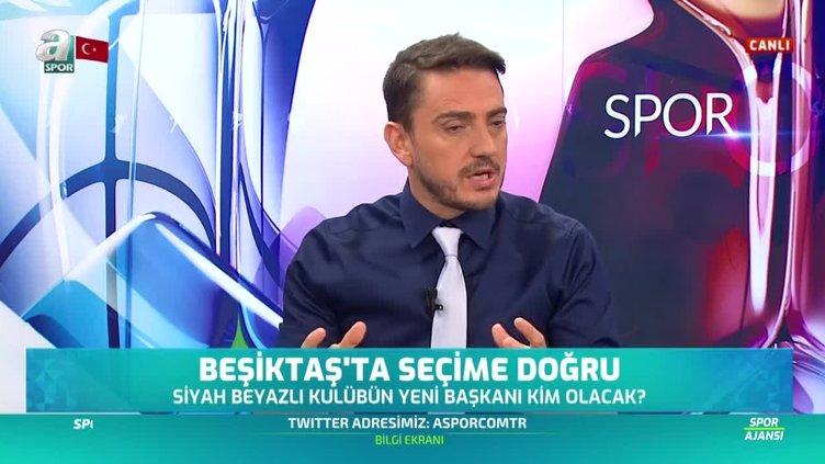 Okan Koç, Beşiktaş'ta başkanlık yarışını değerlendirdi!