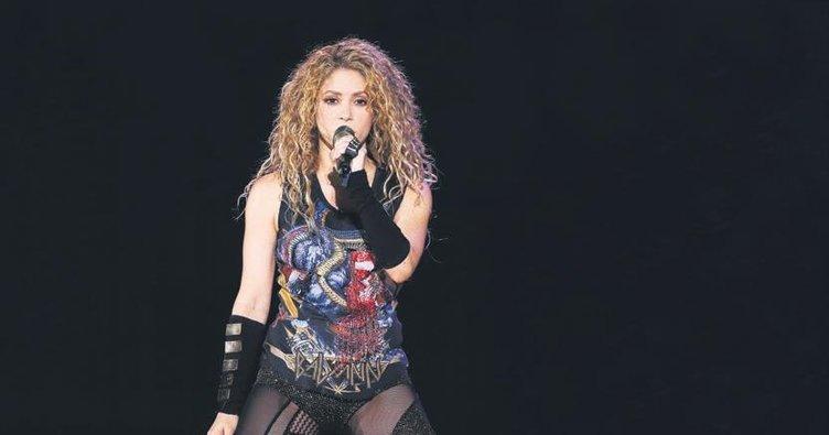 Boğaz'da 11 yıl sonra yeniden Shakira rüzgarı