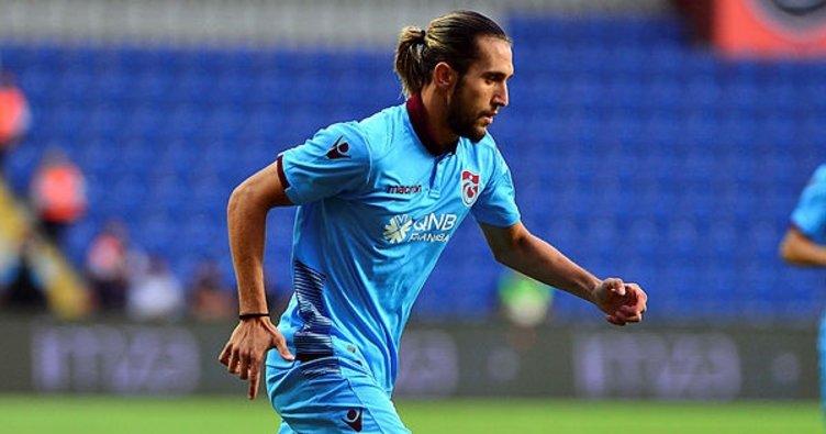 Trabzonspor'da Yusuf Yazıcı için karar günü