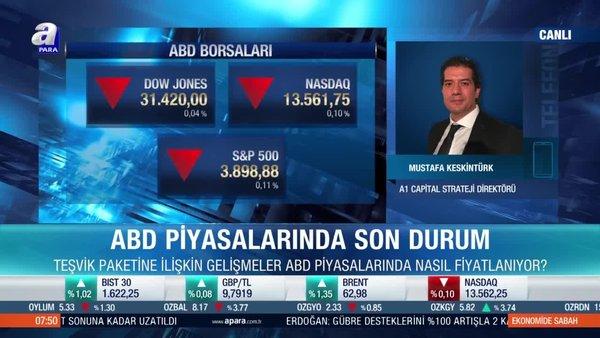 Mustafa Keskintürk: Borsa İstanbul dolar bazlı ucuz kaldı