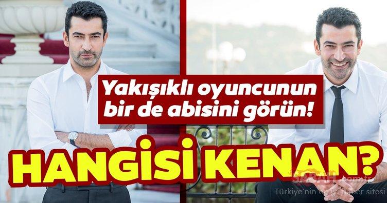 Karizmatik oyuncu Kenan İmirzalıoğlu'nun bir de abisine bakın... Görenler 'Hangisi Kenan İmirzalıoğlu?' diye sormadan edemedi...