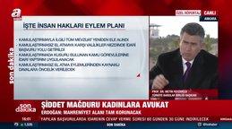SON DAKİKA: Türkiye Barolar Birliği Başkanı Metin Feyzioğlu İnsan Hakları Eylem Planı'nın detaylarını değerlendirdi...
