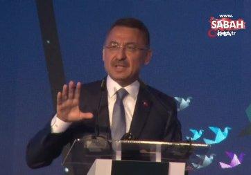 Cumhurbaşkanı Yardımcısı Oktay, Milli Muharip Uçak Projesi için tarih verdi