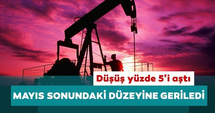 Petrol fiyatlarında düşüş yüzde 5'i aştı: Mayıs sonundaki düzeylerine geriledi