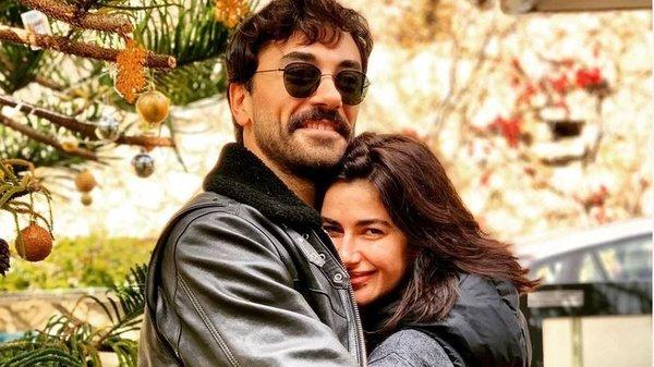 Nesrin Cavadzade'ye sevgilisi Gökhan Alkan'dan sürpriz evlilik teklifi! 15