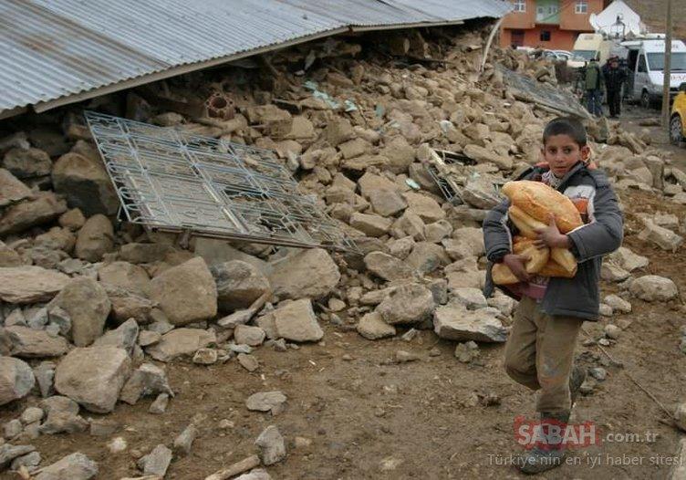 İstanbul depreminin ardından merak ediliyordu... İşte son yüzyılın en büyük depremleri!