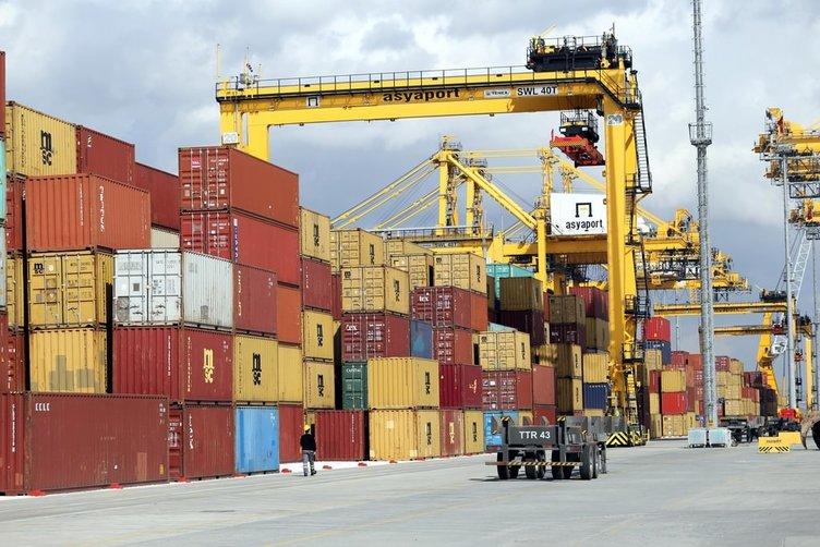 Avrupa'nın ilk 10 limanından biri!