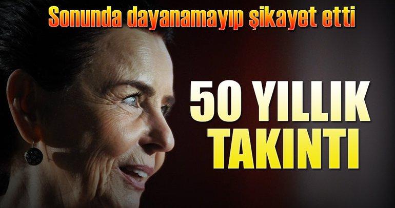 50 yıldır peşinde