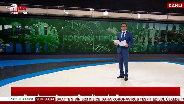 Türkiye'nin 3 günlük virüs tablosu