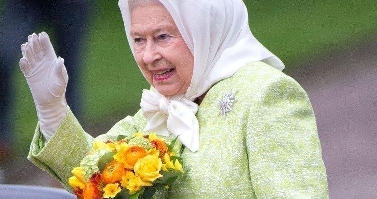94 yaşındaki Kraliçe II. Elizabeth'in uzun yaşam...