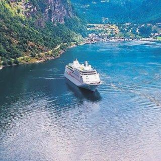 En popüler 10 Cruise rotası