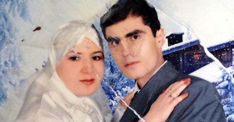 Eşini 'bakışlarından' şüphelendiği için öldürmüş